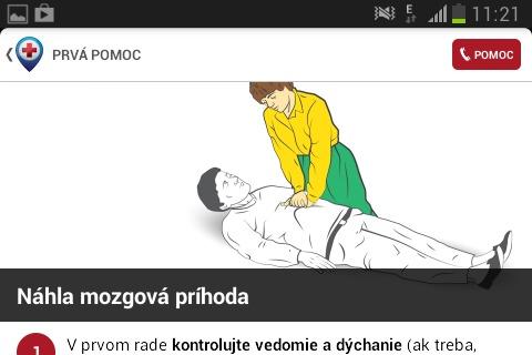 Krajina záchrancov, Prvá pomoc