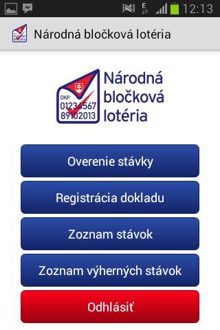 Národná bločková lotéria