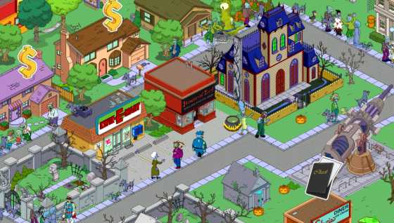 Halloween The Simpsons