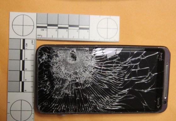 HTC zastavilo guľku