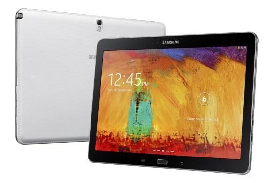 Samsung Note 10.1. 2014