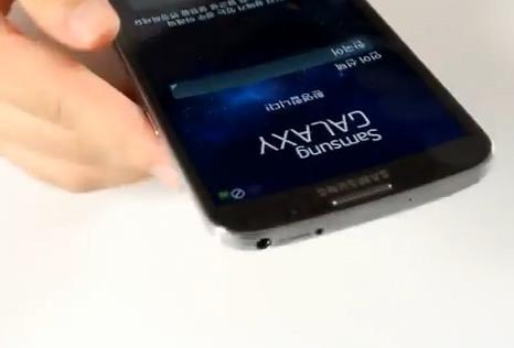 Samsung Round Galaxy