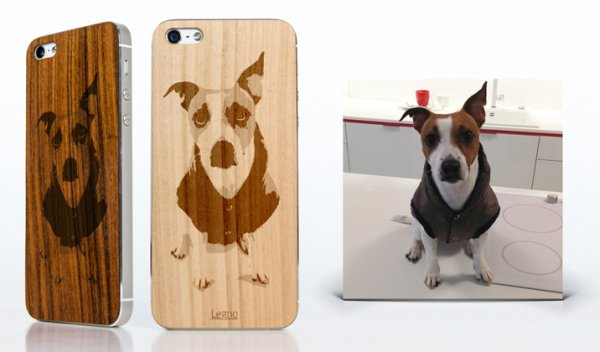 Obaly iPhone Legno