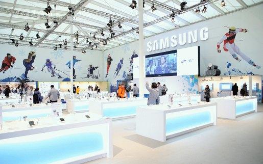 Samsung na SOČI 2014